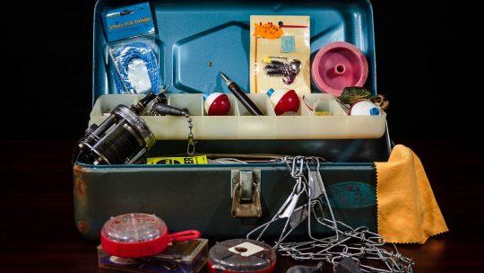 Les équipements et un guide pour vos débuts de pêcheur